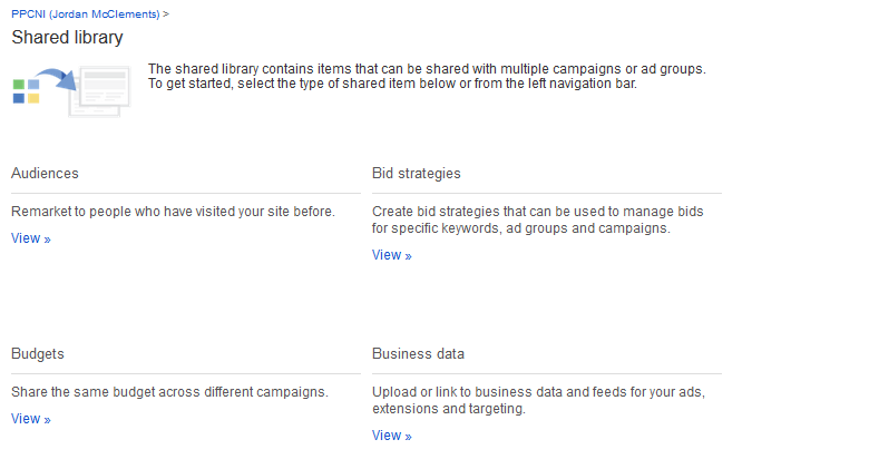 adwords-shared-library