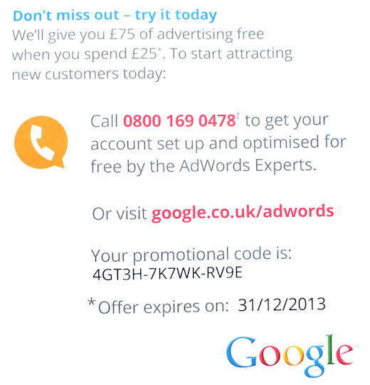 adwords-voucher-75-gbp-october-2013