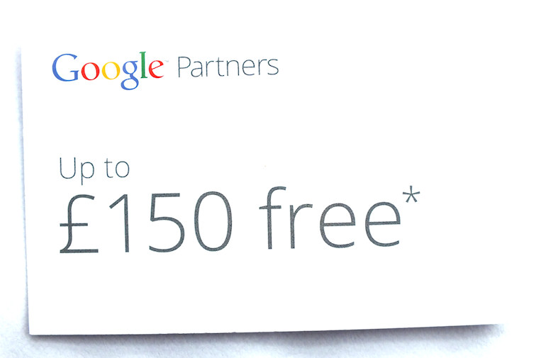 google-partners-150-gbp-adwords-free