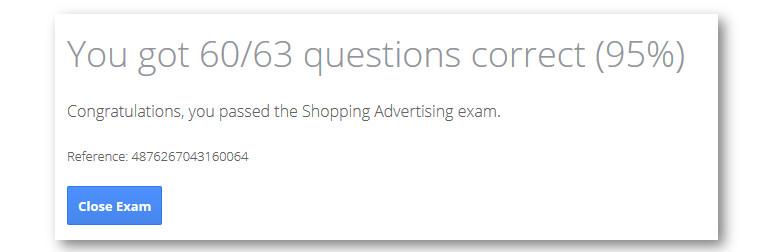 google-shopping-exam-2015